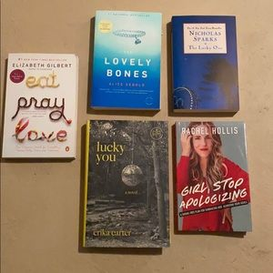 Other - Bundle of 5 Books